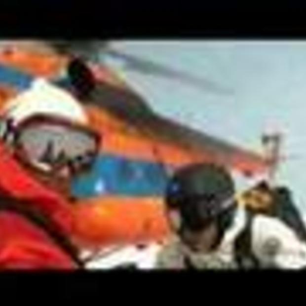 Video: De overtreffende trap van Offpiste skiën... Heli Skiën/Board