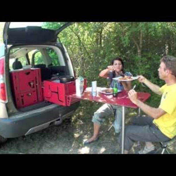 Video: Swissroombox, Camper in je kofferbak!