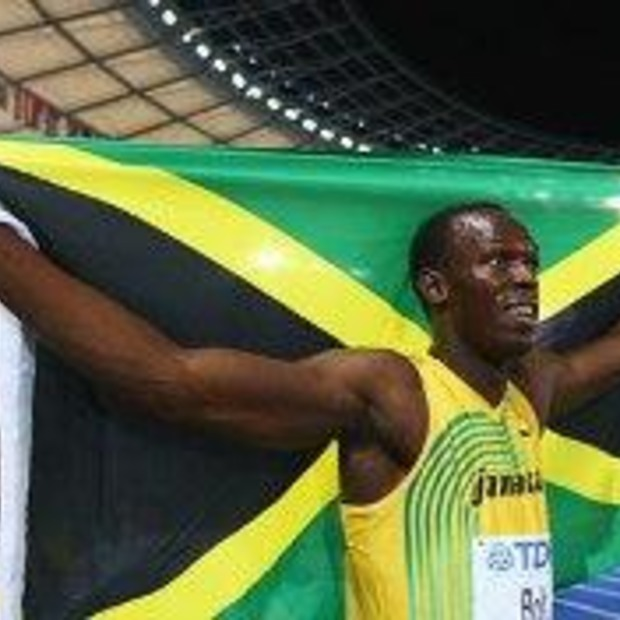 Wereldrecord Usain Bolt goed voor toerisme Jamaica