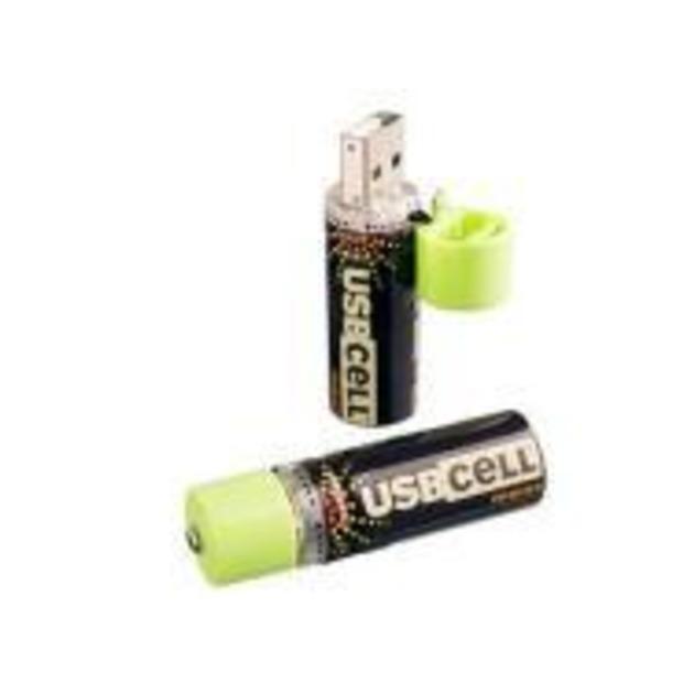 De oplaadbare USBbatterij