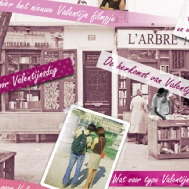 Valentijnsdag in Saint Valentin (Frankrijk)