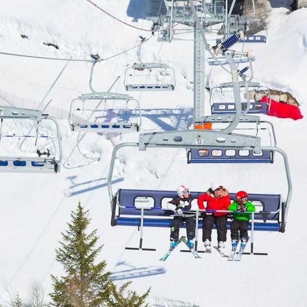 Ontdek Valmorel, waar je als skiër het rijk alleen hebt!