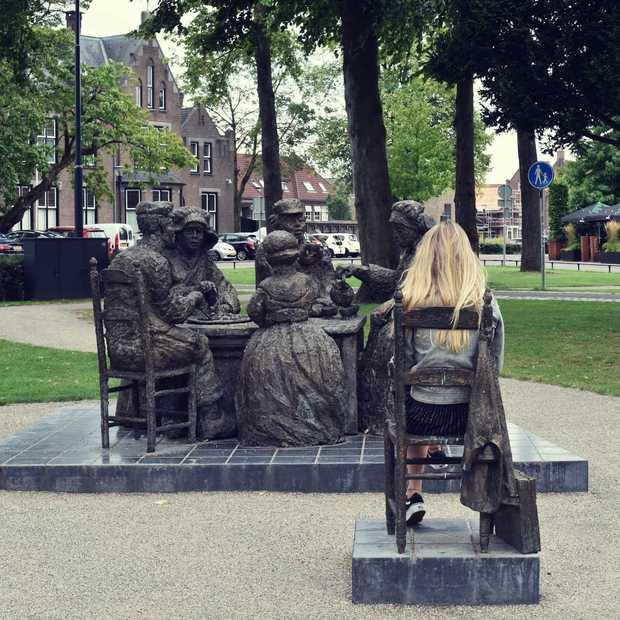 In de voetsporen van Vincent van Gogh door Brabant
