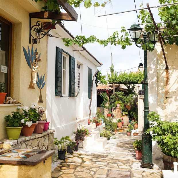 De verborgen plekjes van Zakynthos, Griekenland
