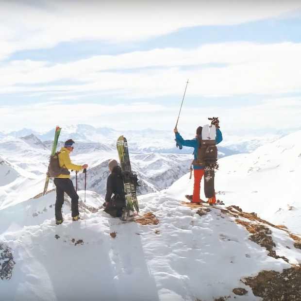 Deze vette video van Savoie Mont Blanc laat je wintersporthart sneller kloppen!