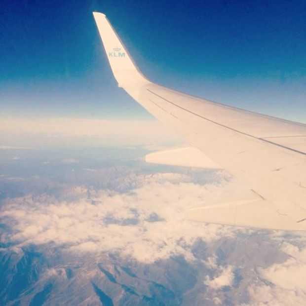 Plaats aan het raam is de populairste plek in een vliegtuig
