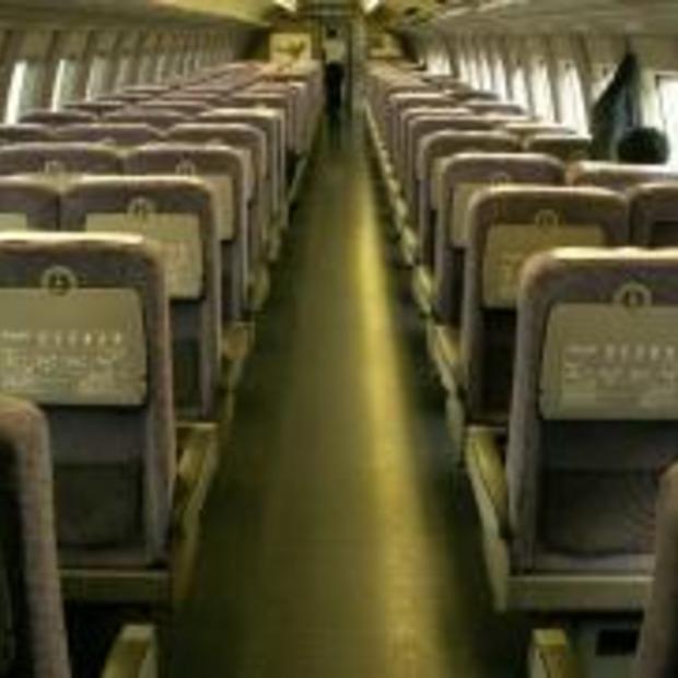 """Ryanair: """"passagiers willen staan"""""""