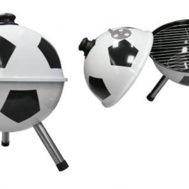 Zomergadget: de voetbalbarbecue