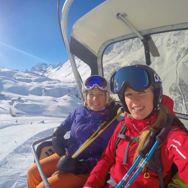 Vrouwen bepalen de wintersportbestemming