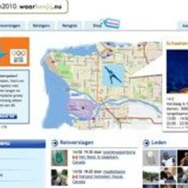 WaarBenJij.nu does Vancouver