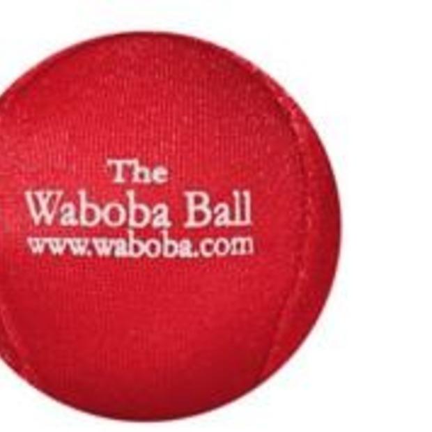 Waboba ball: leuk voor een dagje strand