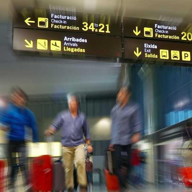 10 dingen die je alleen op het vliegveld doet