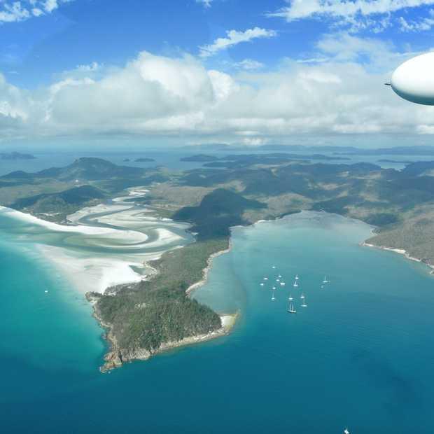 Whitehaven Beach op Whitsunday Island: dit móet op je bucketlist!