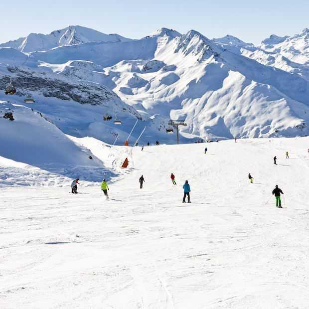 Het wintersportseizoen is geopend: de eerste sneeuw is gevallen!