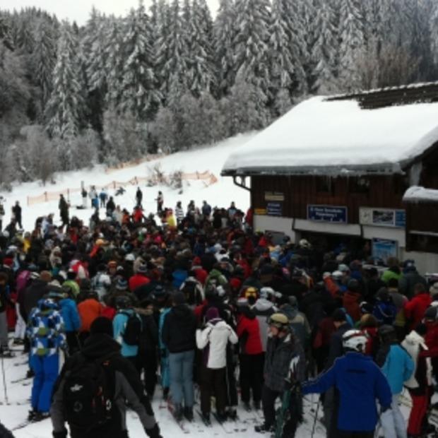 Skiën in Winterberg tijdens kerstvakantie geen aanrader