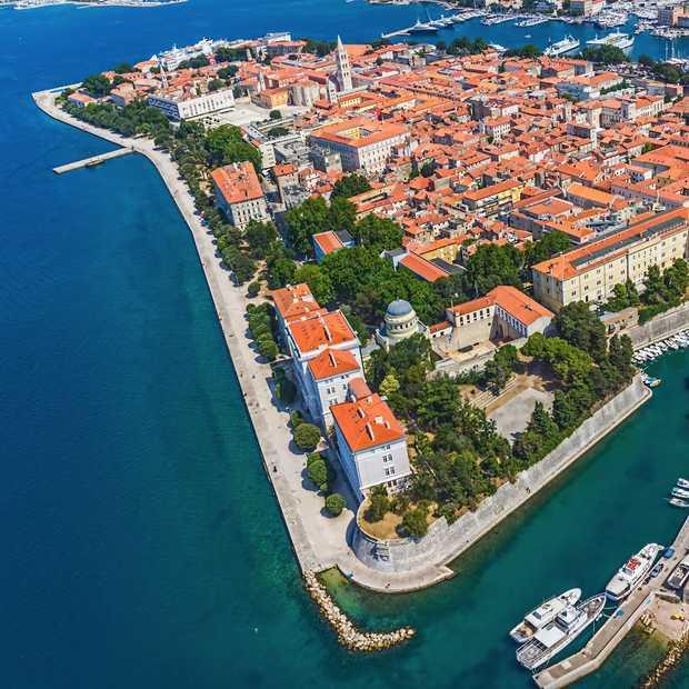 Begin je zomervakantie in Kroatië in Zadar