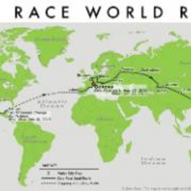 Around The World In 80 Days (The Zero Race).