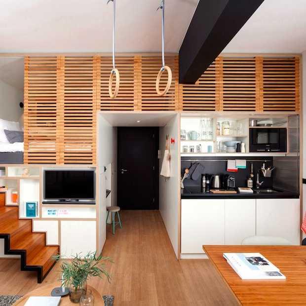 Nieuw hotelconcept Zoku: hippe lofts om te wonen en werken