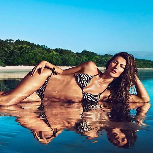 Nieuwe zomercollectie bikini's van H&M