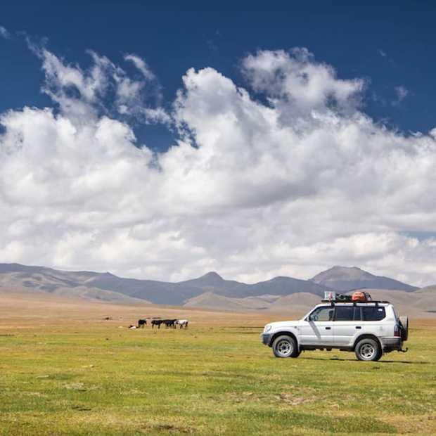 Van Zwitserland naar Mongolië in 90 dagen - video