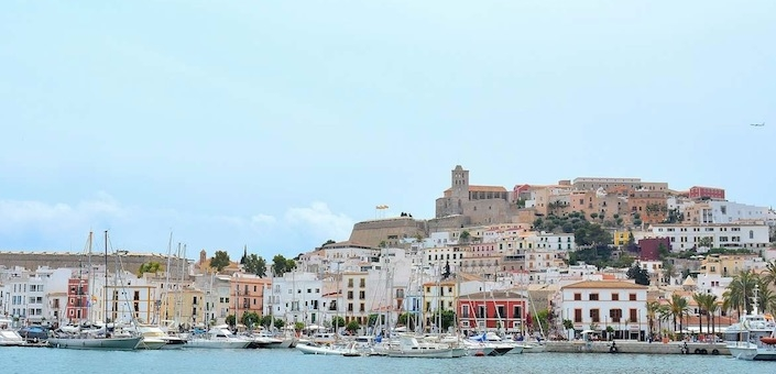 48 uur op Ibiza is altijd een goed idee!