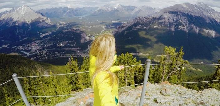 5 dingen om te doen in en rondom Banff