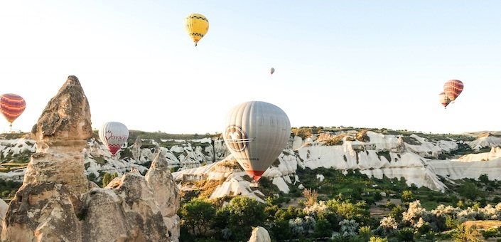 Een ballonvaart in Cappadocië: voor op je bucketlist!