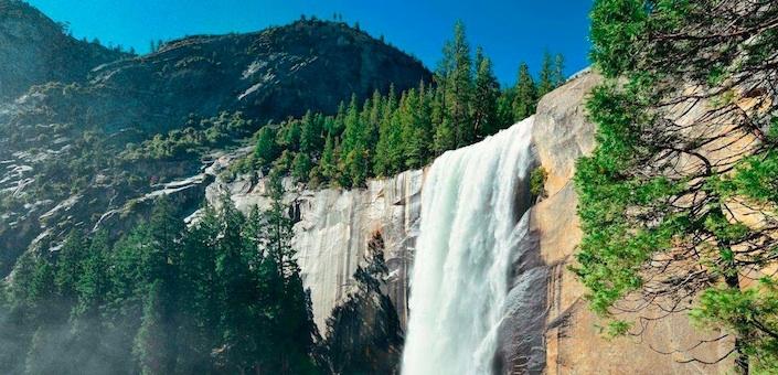 De 5 mooiste watervallen ter wereld