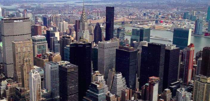 24 uur in New York City