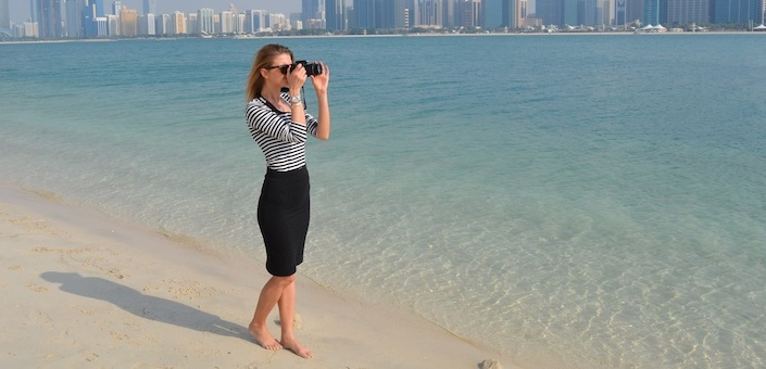Abu Dhabi: stad van ongekende luxe