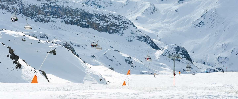 De 10 beste skigebieden van Europa