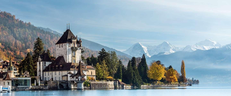 De 3 mooiste dorpjes van Zwitserland