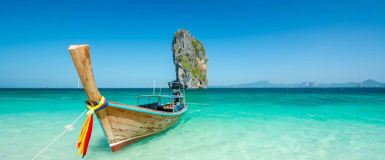 De 5 mooiste onbekende Thaise eilanden