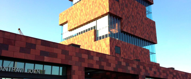 Tip voor de kerstvakantie: MAS, museum aan de stroom in Antwerpen