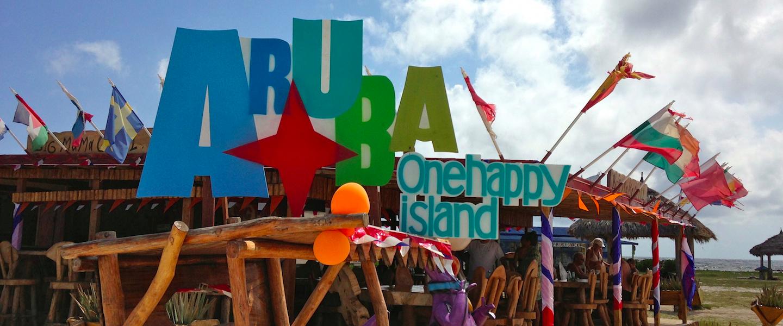 Aruba steeds populairder als vakantiebestemming