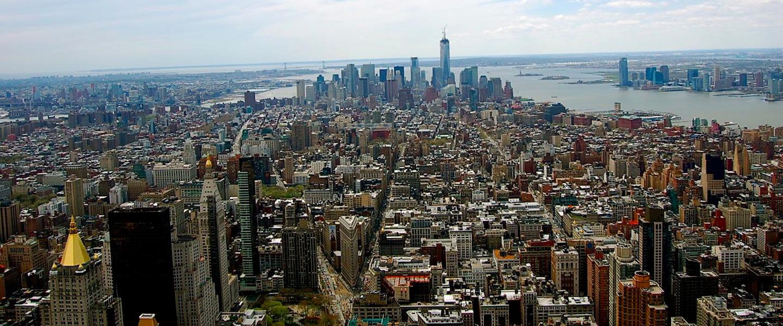 New York ongekend populair: 54,3 miljoen toeristen in 2013