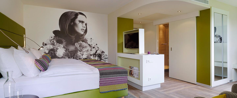 Dűsseldorf is een nieuw boetiekhotel rijker: Hotel Indigo Dűsseldorf – Victoriaplatz