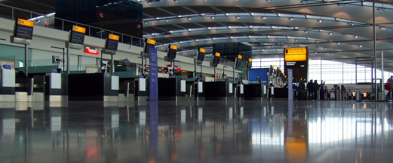 De grootste luchthaven van Europa ook 's werelds slechtste