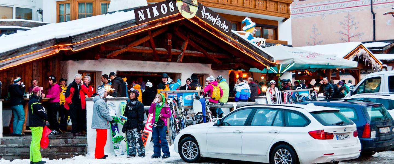De allerbeste après-ski vind je in Ischgl (Oostenrijk)