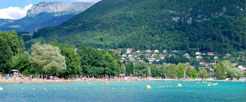 Het meer van Annecy in Frankrijk: zo mooi zag je het niet eerder!