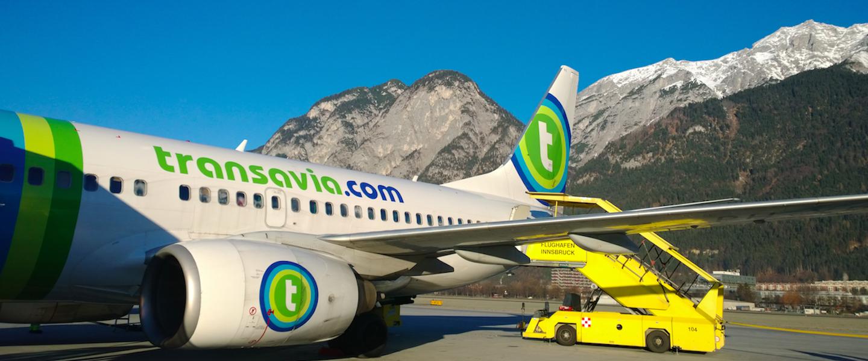 Steeds meer mensen pakken het vliegtuig voor de wintersport