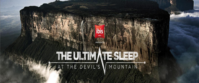 Sponsored video: met Ibis nieuwste bedden overal ter wereld lekker slapen!