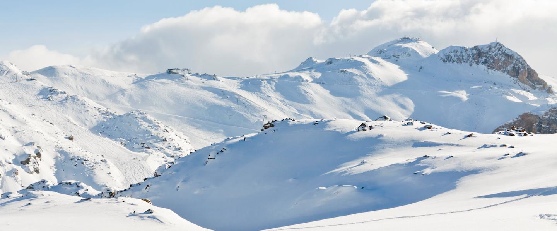 Kortste gondellift van Oostenrijk komend wintersportseizoen in gebruik in de Tiroler Zugspitz Arena
