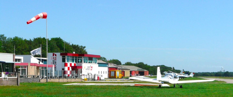 Vliegveld Seppe in Brabant wordt een Internationale luchthaven