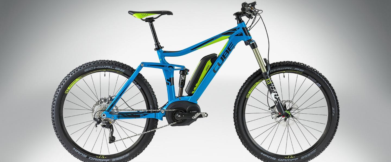 1 op de 5 nieuwe fietsen is een e-bike