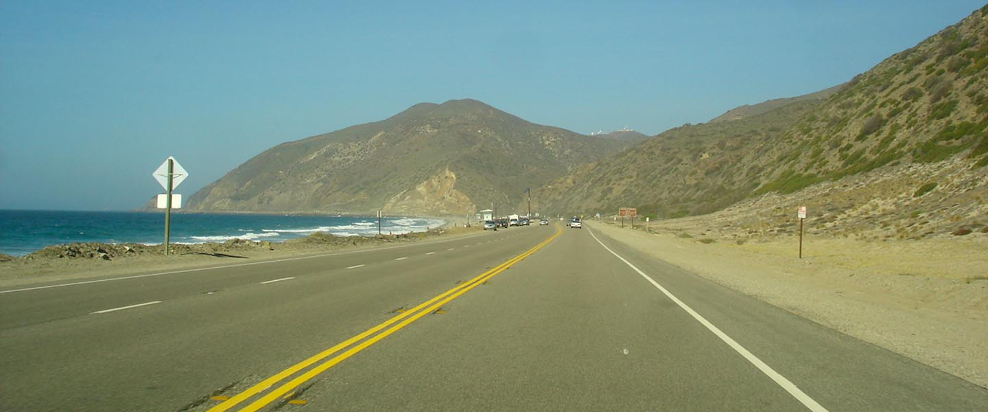 Een roadtrip door Californië