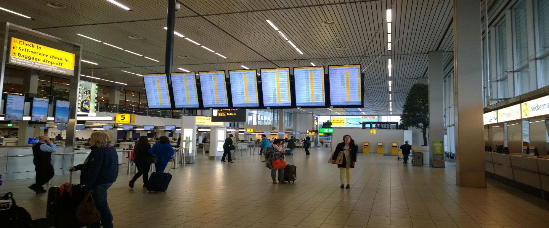 Boarding pass van Vueling op Sony SmartWatch 2
