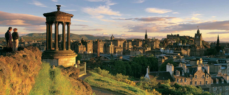 Top 5 voor een fantastische stedentrip Edinburgh