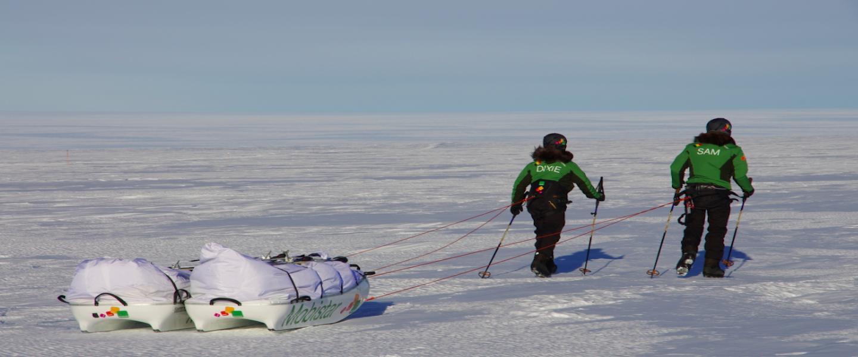 Interview met Dixie Dansercoers over zijn nieuwste programma: Expeditie in Antarctica