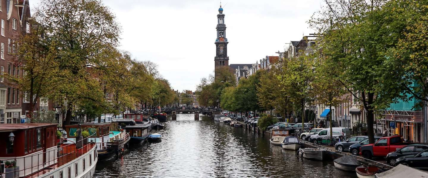Een relaxed weekend in Amsterdam in de herfst